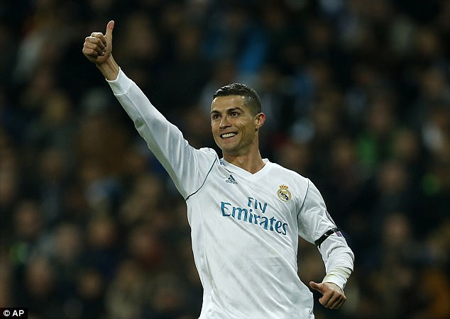 Record breaker! Cristiano Ronaldo achieves yet another milestone in Champions League