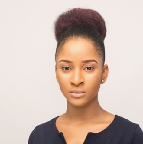 Meet Adesua Etomi's look-alike who could pass for her twin