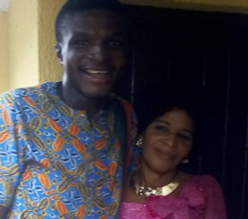 Photos:  IPOB member meets Nnamdi Kanu