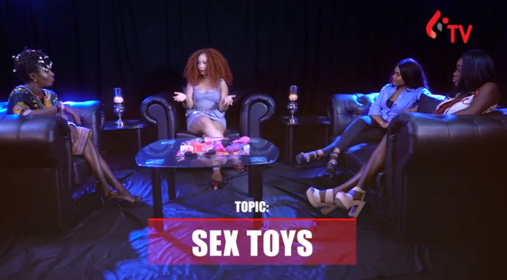 Nigerian women and their SEX TOYS! Watch episode 5 of Linda Ikeji TV