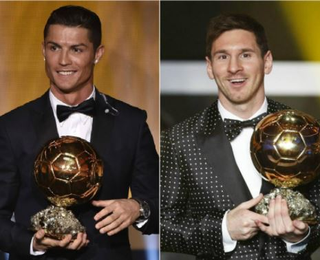 Twitter trolls Lionel Messi after Cristiano Ronaldo wins 5th Ballon d