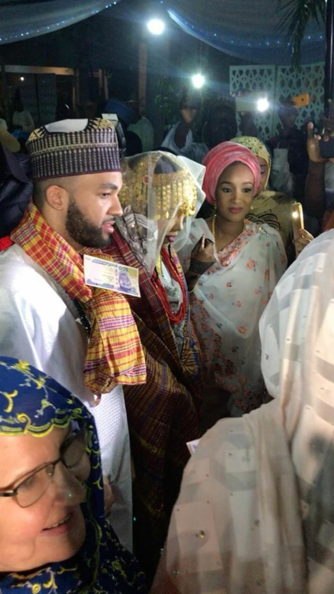 Photos from the wedding festivities of billionaire daughter Mairama Indimi & her groom Mustafa Masango
