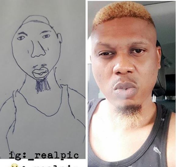 Lol! Davido, Korede Bello, Runtown are all latest victims of celebrity caricature drawings