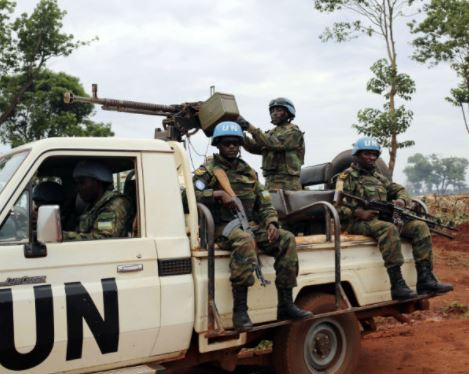 14 UN peacekeepers killed in Congo