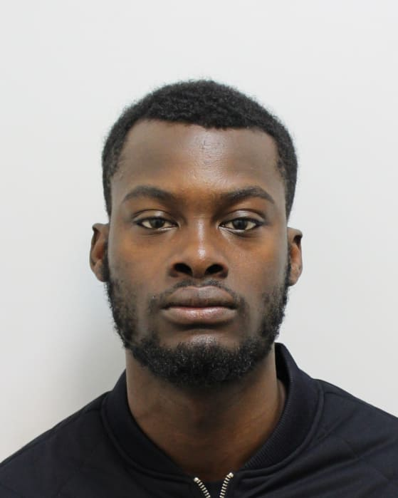 Photos: Nigerian man jailed in the UK for possession of firearm