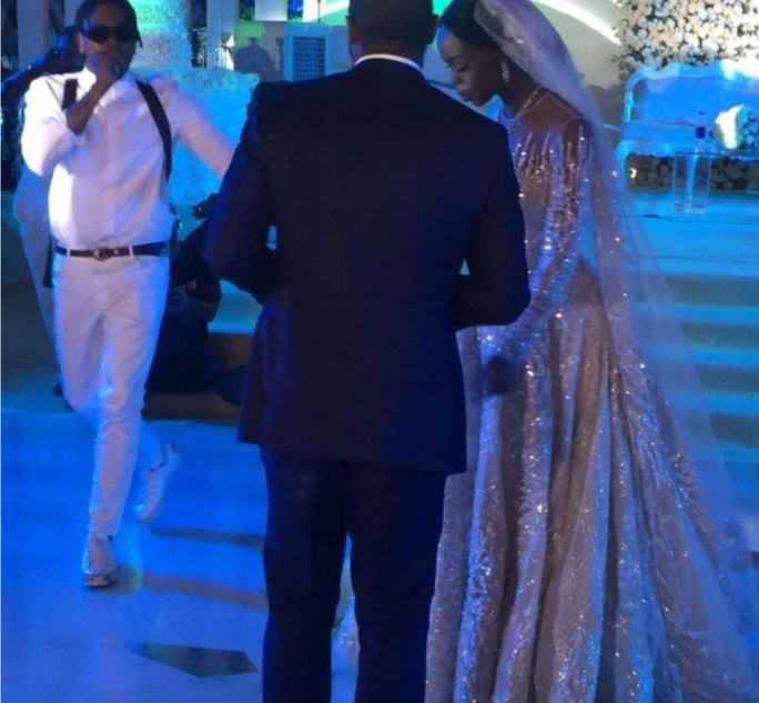Photos from Runtown and Davido
