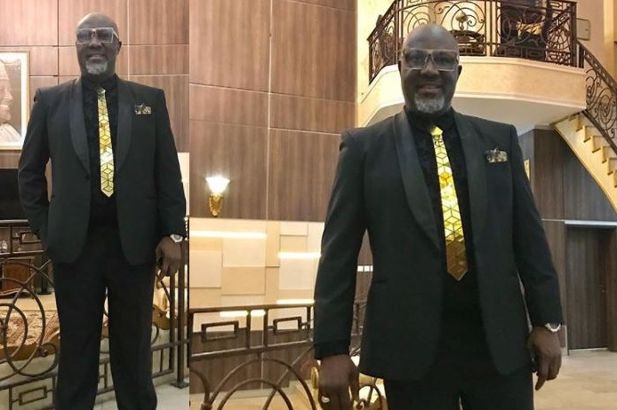 Check out Senator Dino Melaye