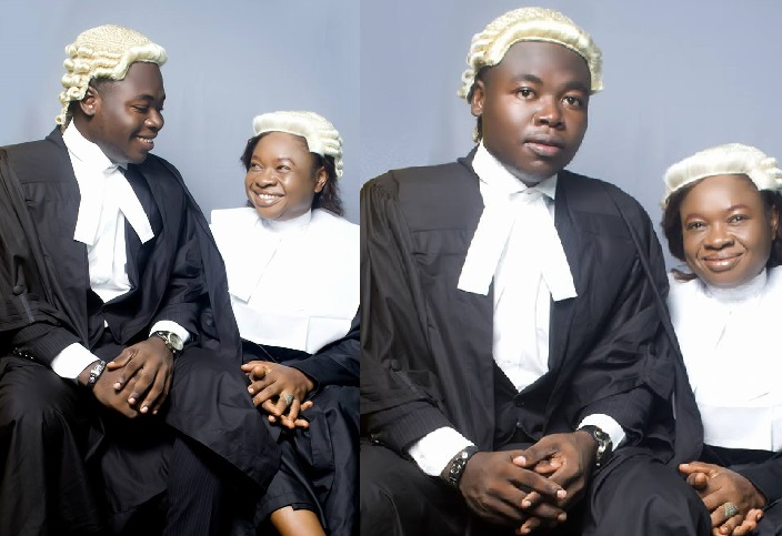 Nigerian mother and son set to be called to bar this week (Photos)