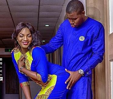 This Nigerian couple