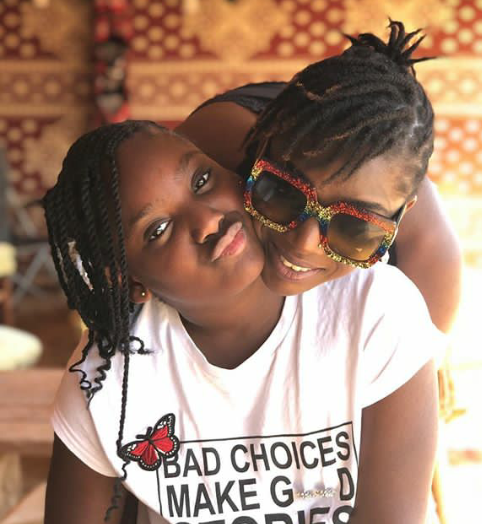 Tuface and Annie Idibia celebrate their daughter Isabel as she turns 9