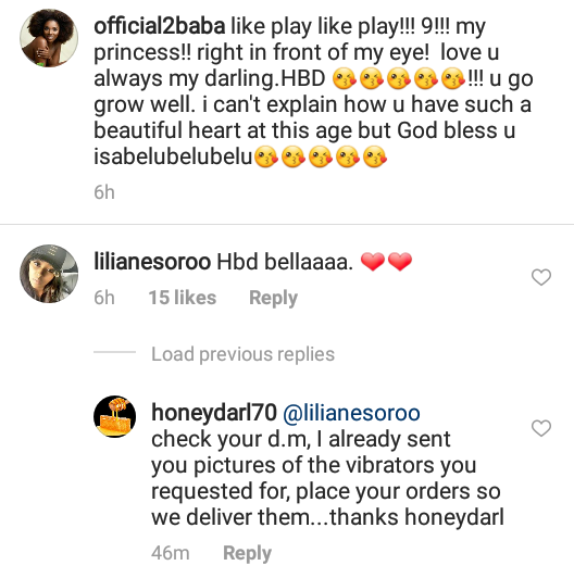 WTF? Sex toy store comes online to claim Lilian Esoro requested for vibrators from them