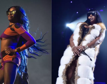 Remy Ma exposes old text messages where Azealia Banks talked of getting vagina surgery and dissed Nicki Minaj and Meek Mill