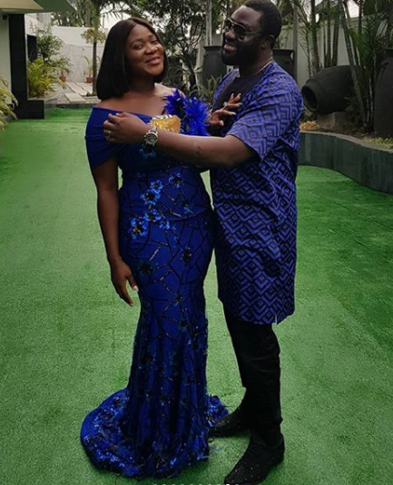 'She's explicitly the Bone of my Bone and the Flesh of my Flesh' Mercy Johnson's husband, Prince Okojie, says as he shares new photos of them