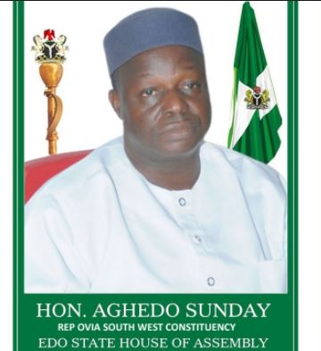 Supreme court sacks Edo State APC Lawmaker,?Sunday Aghedo
