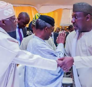 ?Stop crying more than the bereaved? Governor Okorocha replies Tinubu who kicked against state governors endorsing President Buhari?s 2019 ticket