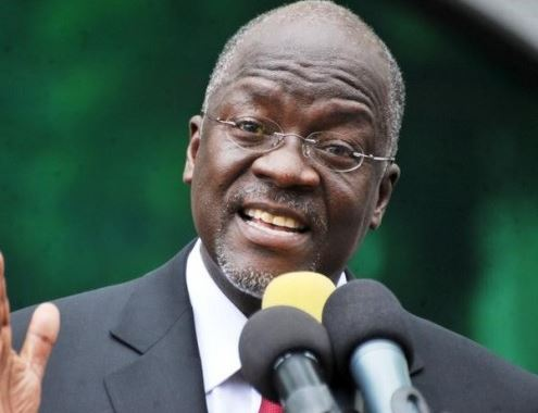 Outrage after?Tanzania