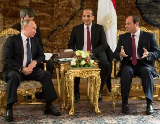 Russia to build?$21bn?nuclear facility in Egypt