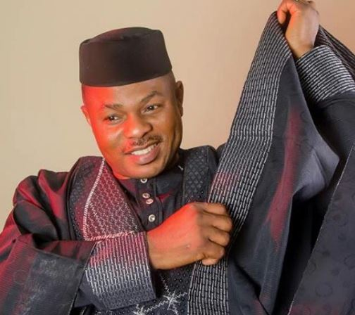 Photos from the accident that left singer, Yinka Ayefele on a wheel chair for the past 20 years