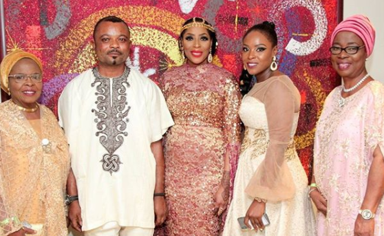 Photo: Mo Abudu celebrates her driver who has been with her for 20 years