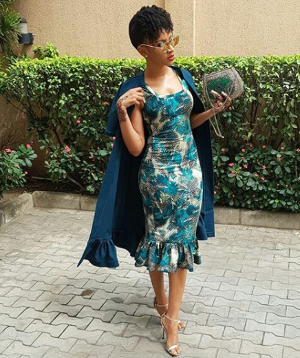 Mrs Adesua Wellington new photos