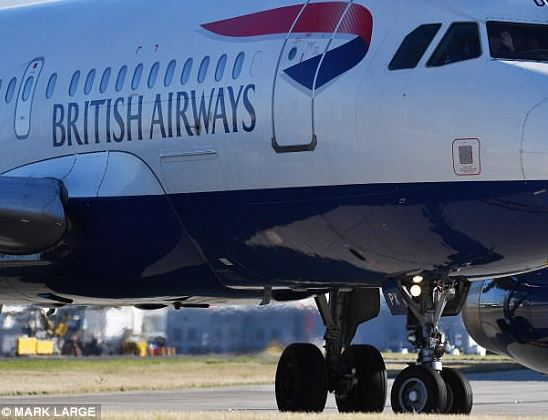 British Airways sacks?three cabin crew over reckless drinking session in a Kenyan hotel
