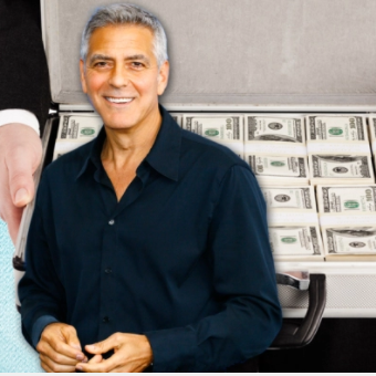 George Clooney gifted 14 of his closest friends $1 million each