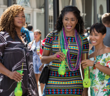 Jada Pinkett Smith criticizes the Golden Globes organizers for not nominating Tiffany Haddish or Girls Trip