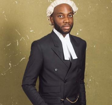 Son of two Senior Advocates of Nigeria, Prof Epiphany & Dr. Valeri Azinge, called to the Bar (photos)