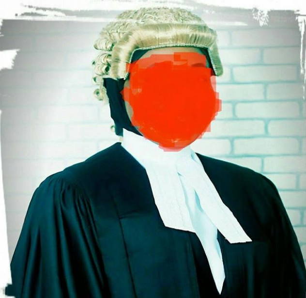 Nigerian Muslim woman denied being called to bar allegedly because she had on a hijab tucked into her collarette
