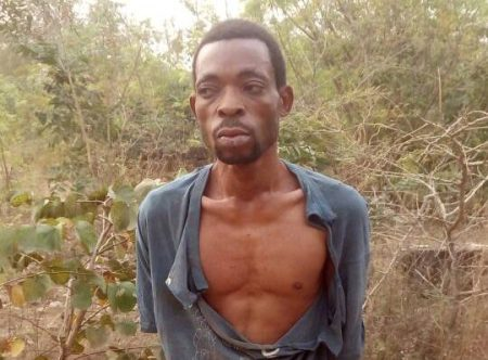 Photo: Driving instructor rapes, strangles corps member to death in Ogun
