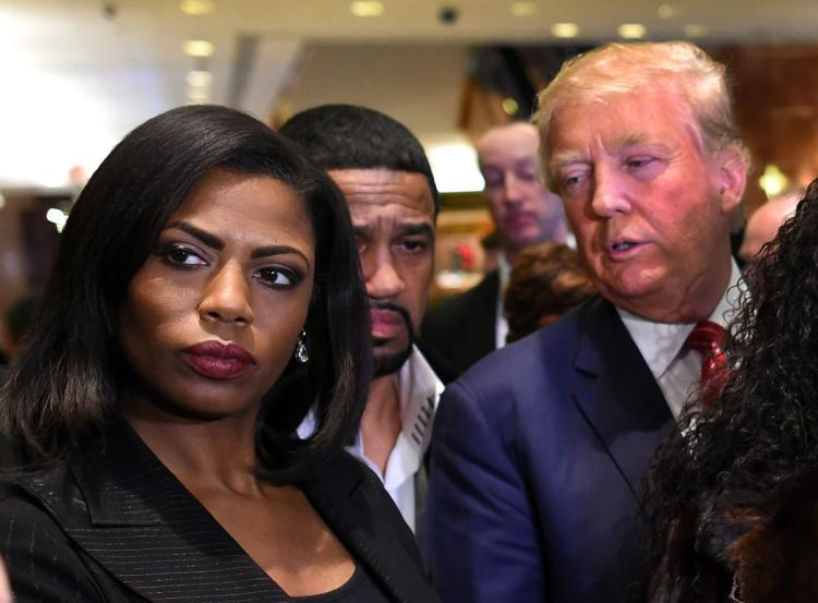 """I have seen things in this White House that have made me uncomfortable"": Omarosa finally speaks out about White House exit (video)"