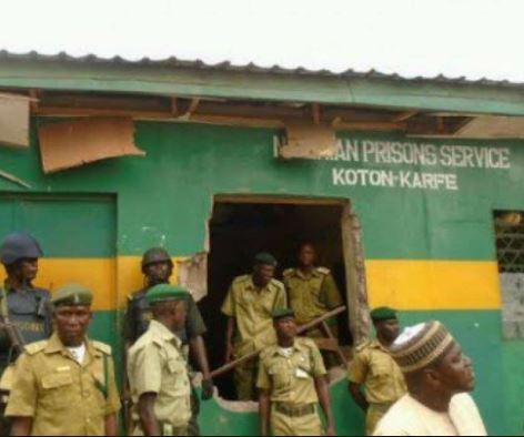 50?Inmates of Ikoyi prison to write 2018 Unified Tertiary Matriculation Examination