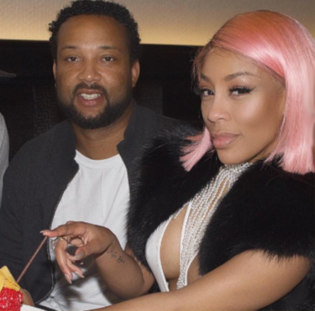 K. Michelle opens up, says she and her new fiance are swingers