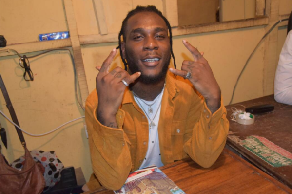 Burna Boy interrogated and detained by police in connection with Mr 2kay