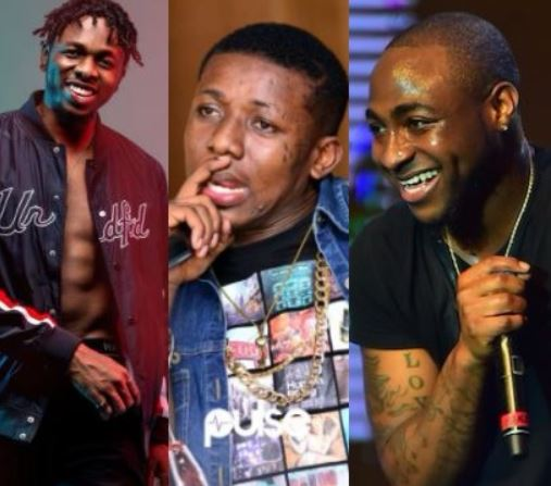 Davido, Runtown, Small Doctor tops the MTV Base list of Hottest Naija Tracks of 2017