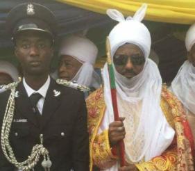 Photos: Emir of Kano