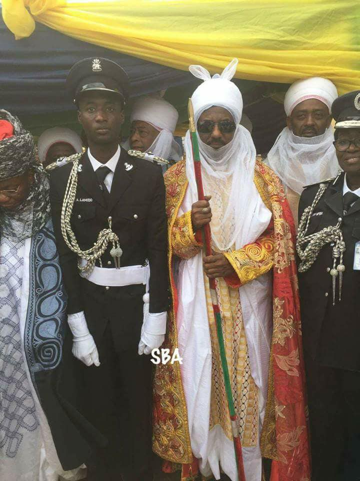 Photos: Emir of Kano