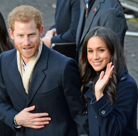 See Prince Harry and Meghan Markle