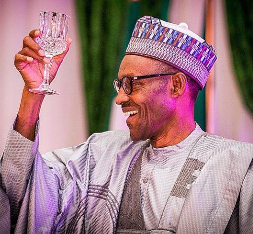 Happy 75th Birthday to President Buhari!