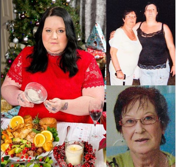 Lady plans to eat her mum on Christmas day by adding her ashes to her food