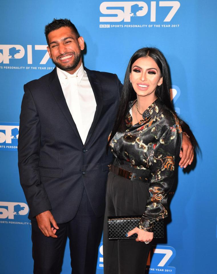 Boxer Amir Khan and wife Faryal Makhdoom make first public appearance since their marital crisis (Photos)