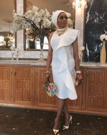 Billionaire wife Sade Okoya