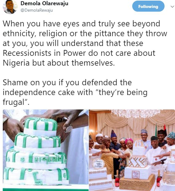 Nigerians compare President Buhari