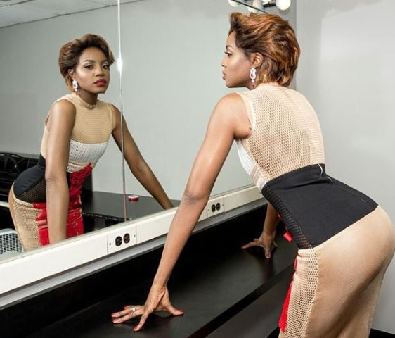 'Having big buttocks is one of the good things that happened to me this year' - Seyi Shay