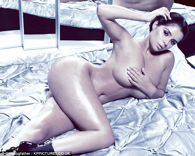 Photos: Demi Rose poses completely naked, display her famous curves to celebrates 6 million followers 18+