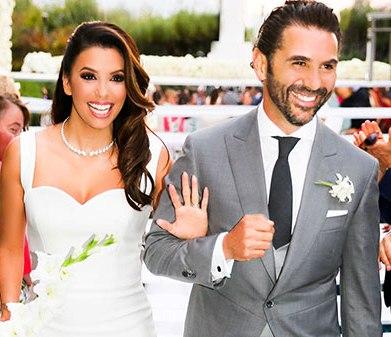 Yay! Eva Longoria expecting her first child with husband, Jose Baston