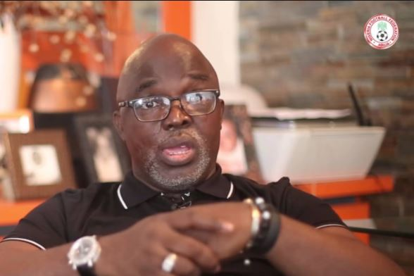 NFF President Amaju Pinnick questions CAF
