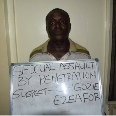 Married man arrested for repeatedly trying to penetrate their househelp from the anus while his wife was also arrested for pouring hot water on the girl