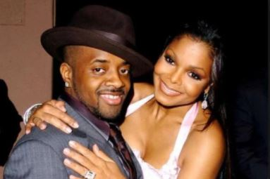 Janet Jackson and her ex-lover Jermaine Dupri spotted together