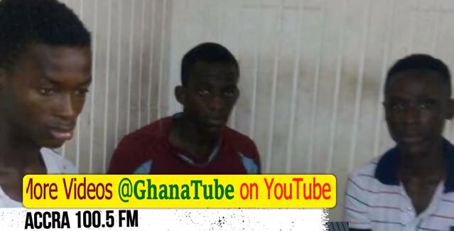 3 arrested over viral gang-rape video filmed in Ghana
